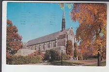 Harbison Chapel Grove City College PA Penn