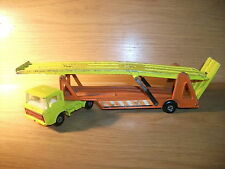 Matchbox / Súper Kings / k- II DAF CAR TRANSPORTER 1971