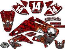 ALL YEARS CR 85 GRAPHICS KIT CR85 DECO DECALS STICKERS 13 12 11 10 09 08 07 06