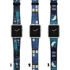 Doctor Apple Watch Band 38 40 42 44 Series SE 6 5 1 2 3 4 Wrist Strap iWatch S27