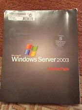 Microsoft Windows Terminal Server Services 2003 5 user CAL Standard Enterprise