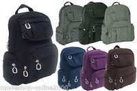 Rucksack Damenrucksack Tasche Damentasche Handtasche Stoffrucksack NEU !!!