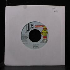 "Mad Cobra - Mark 10 7"" VG+ Vinyl 45 John John Jamaica 1993"