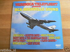 LP VINYL RECORD RCA NASHVILLE SOUND VERONICA TELEFLIGHT KLM AIRPLANE