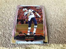 2014 Topps Card #62 Tom Brady Chrome Celebration Alternate Version (box A)