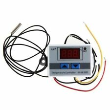220v 10a Digital LED Temperature Controller Thermostat Control Switch Probe AU
