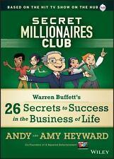 Secret Millionaires Club: Warren Buffett's 26 Secrets to Success in the Business