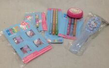 Hello Kitty Misc Hair Care+  Lot Of 6 Items. Sc7