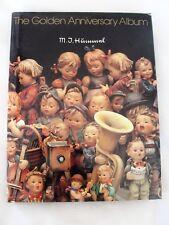M.I.HUMMEL GOLDEN ANNIVERSARY ALBUM - FIRST EDITION - FIRST PRINTING - 1984