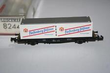 Fleischmann Spur N piccolo: 8244 Containertragwagen Fürstenberg, OVP