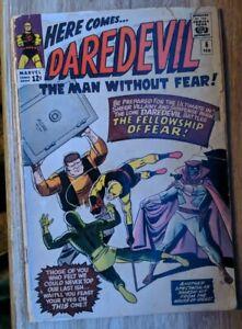 Daredevil #6 (1965, Marvel)