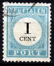 Port nr. 3 D (kamtanding 12 1/2), Type II, gebruikt