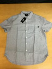 Stussy Button Down Shirt, Large