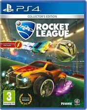 Rocket League Collector's Edition Playstation 4 PS4 NEW 2017 Release Pre-Order