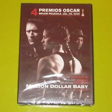 DVD.- MILLION DOLLAR BABY - CLINT EASTWOOD - 4 OSCARS - PRECINTADA