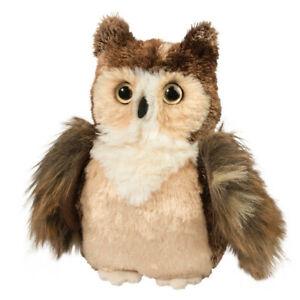 RUCKER the Plush OWL Stuffed Animal - by Douglas Cuddle Toys - #4060
