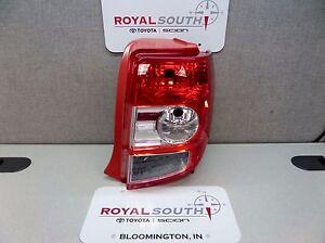 Scion xD Right Rear Tail Light Lamp Genuine OEM OE