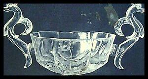 Buvard Publicitaire, Coupe à fruits en cristal