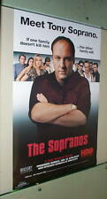 The Sopranos 1999 Vintage Poster LAST ONE