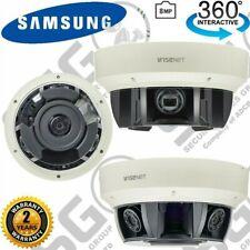 Samsung PNM-9080VQ Netzwerk Vandal Outdoor Dome CCTV Kamera 8MP motorisierter Lens