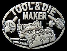 TOOL & DIE MAKER MACHINERY TOOL OCCUPATION WORKER BELT BUCKLE BOUCLE DE CEINTURE