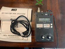 mfj-269 antenna analyzer hf/vhf/uhf swr meter Free Shipping