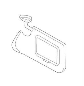 GM 22680815 Original 03-05 Chevrolet Cavalier Sunvisor-Sun Visor Right OEM New