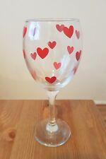 80 X Mini Hearts Valentines Love Wine Beer Glass Tumbler Vinyl Sticker Decal