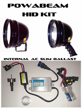 55w or 70w HID Kit to suit OLD Powabeam PL175, PL245 Handheld and Remote Lights