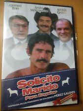SOLICITO MARIDO PARA ENGAÑAR DVD SASHA MONTENEGRO Andres Garcia REGION 1&4 LATIN