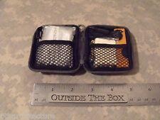MINI Pocket Emergency & Survival Kit w/Nylon Sheath - QUALITY! 63+ Items!  EDC