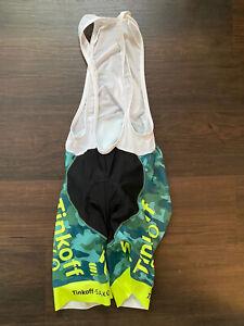 Sagan Tinkoff Saxo Bib Shorts Sportful Body fit Medium