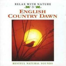 Relax With Nature - English Country Dawn CD (2003) Expertly Refurbished Product