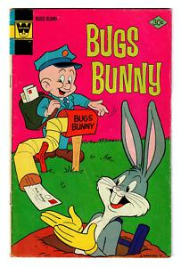 Bugs Bunny Comic Book #182 Mar 1977 [Whitman, 1977]