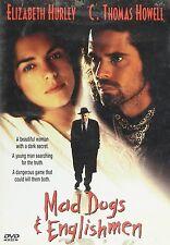 Mad Dogs & English Men Elizabeth Hurly C. Thomas Howell NEW SEALED DVD