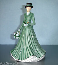 "Royal Doulton WE WISH YOU A MERRY CHRISTMAS Songs Ladies Petite 7"" Figure HN5641"