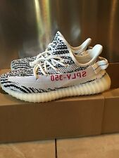2185c946d3b0 YEEZY BOOST 350 V2 Zebra Brand new with box and tag US Men Size 9.5