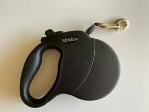 Menkar Retractable Dog Leash, Up to 16.4ft Dog Walking Leash for L, M & S Dogs