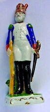 Porzellanfigur von Wagner & Apel - Soldat 19.Jh. - 20 cm hoch - handgemalt
