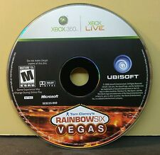 RAINBOW SIX VEGAS (XBOX 360) USED AND REFURBISHED (DISC ONLY) #10889