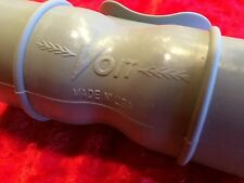 Vintage SCUBA repro VOIT HOURGLASS mouthpiece for LUNG GRAY