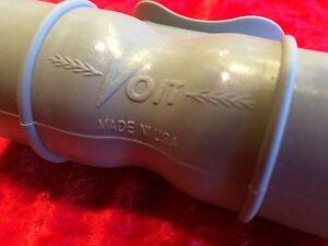 Vintage SCUBA repro VOIT HOURGLASS mouthpiece for LUNG GRAY
