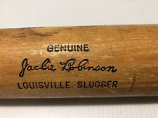 "Old JACKIE ROBINSON Bat 32"" WAR CLUB Vintage Louisville Slugger BROOKLYN  JR2"