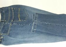 Columbia ladies jeans med. wash size 16w