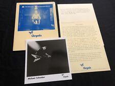 MSG/MICHAEL SCHENKER GROUP 'S/T' 1980 PRESS KIT--PHOTO