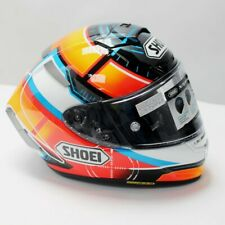SHOEI X-SPIRIT 3 DE ANGELIS TC1 Rider Full Face Motorcycle Crash Helmet QP