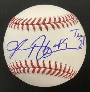 John Rocker Signed Baseball RDM Braves Auto Donald Trump 2024 Inscription JSA