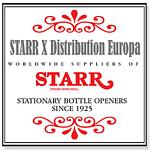 USA STARR X Wandflaschenoeffner
