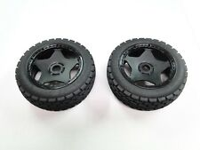 NEW KING MOTOR Wheels +Tires Front DIRT BUSTER (HPI BAJA 5B SC Compatible) GB43D