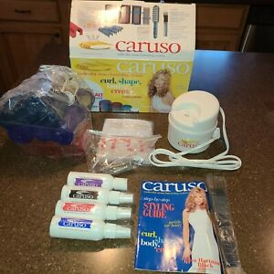 Caruso - Molecular Steam HairSetting System No Salt CI-900 -20 Rollers